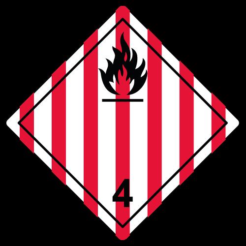 Gefahrgut_Klasse-4.1-Entzündbare-feste-Stoffe