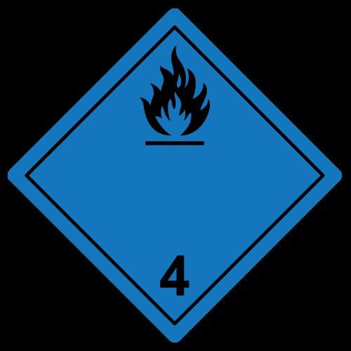 Gefahrgut_Klasse-4.3-Stoffe-die-in-Berührung-mit-Wasser-entzündliche-Gase-bilden