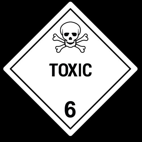 Gefahrgut_Klasse-6.1-Giftige-Stoffe
