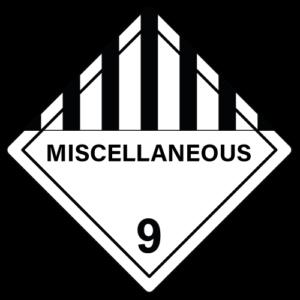 Gefahrgut_Klasse-9-Verschiedene-Gefährliche-Stoffe-und-Gegenstände